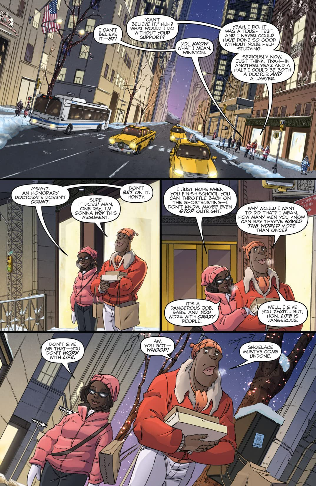 Ghostbusters (2011-2012) #16