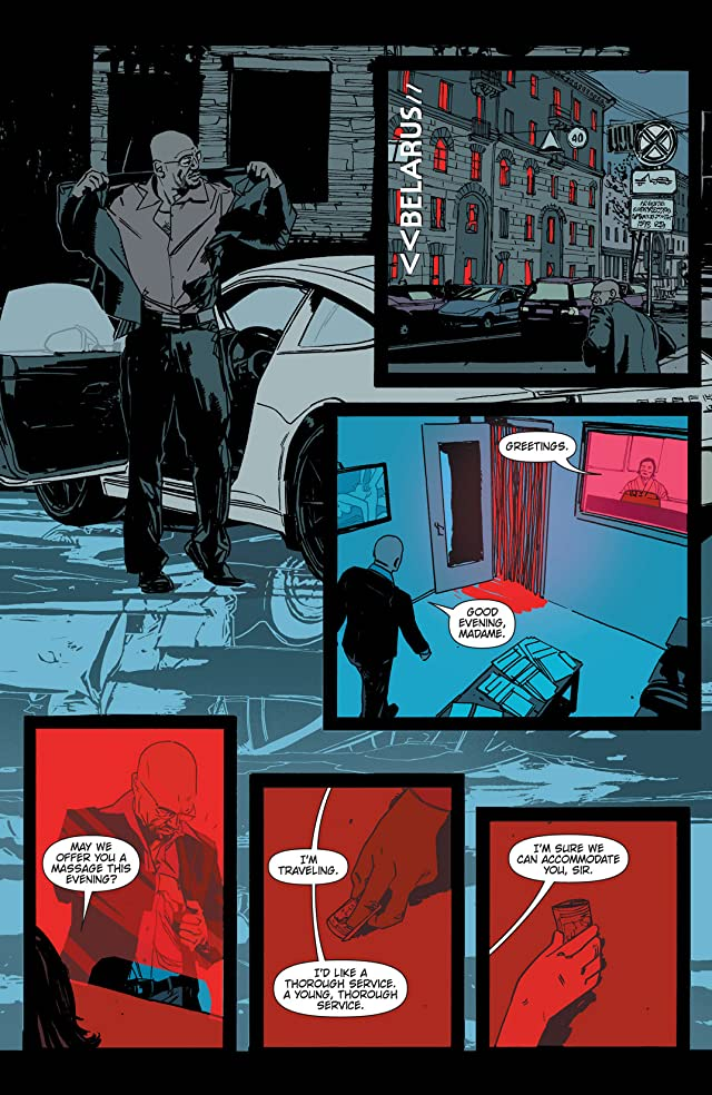 click for super-sized previews of The Activity #10