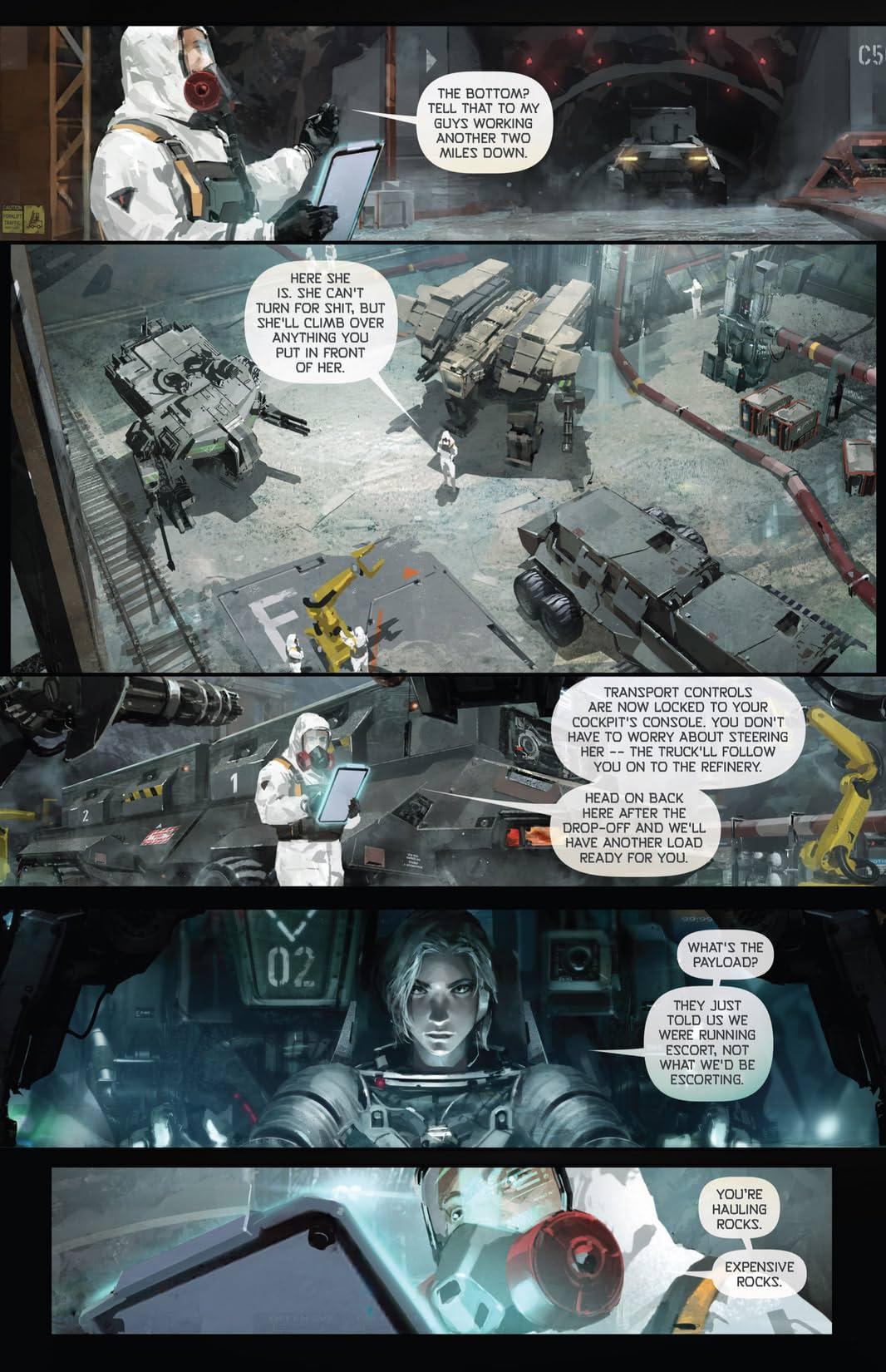 Hawken: Genesis #2