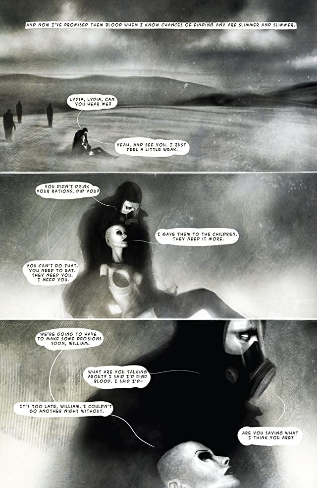 click for super-sized previews of Transfusion #2