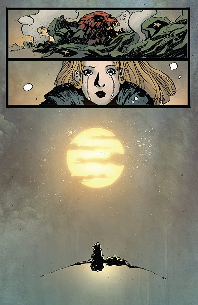 click for super-sized previews of 30 Days of Night: Ongoing #12