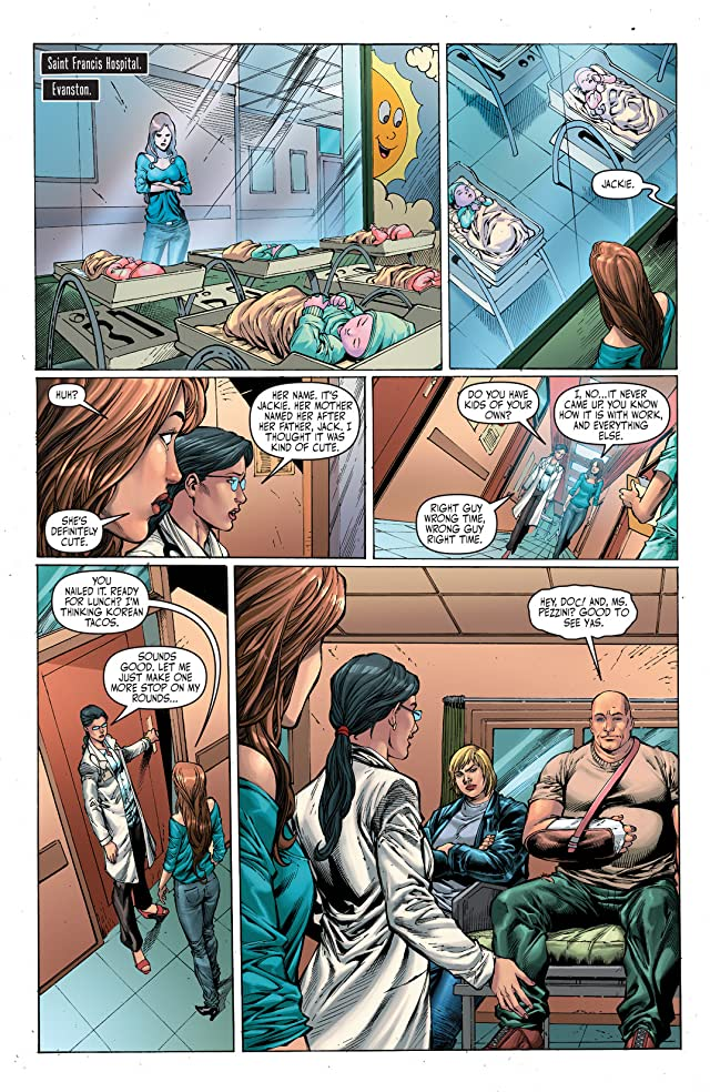click for super-sized previews of Witchblade #162