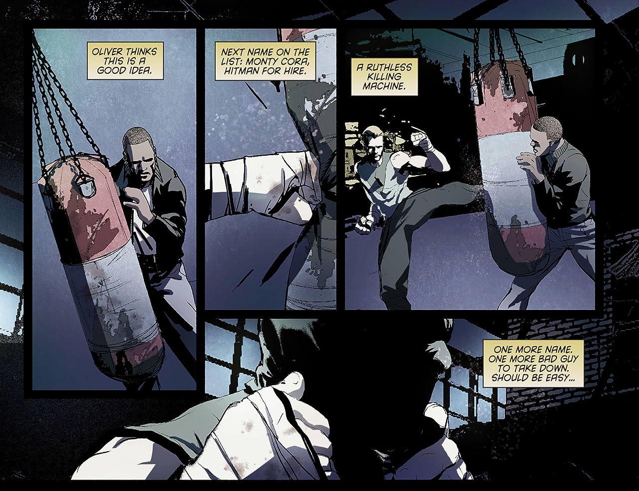 Arrow (2012-2013) #10