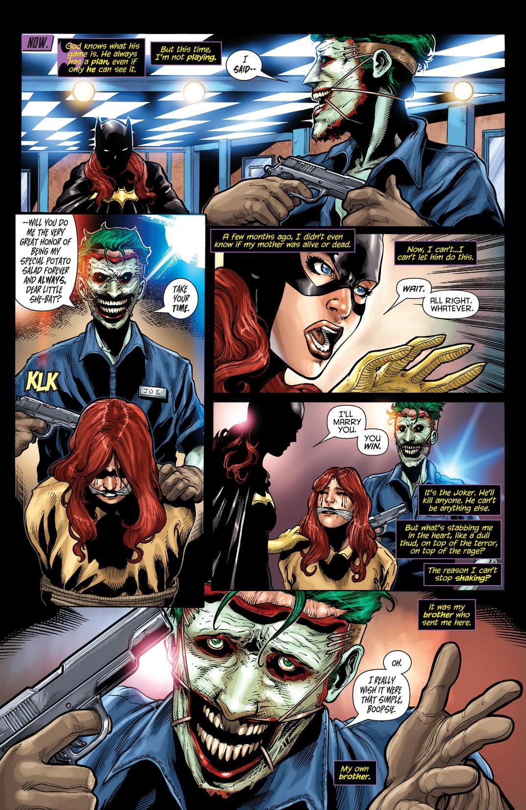 Batgirl (2011-2016) #15