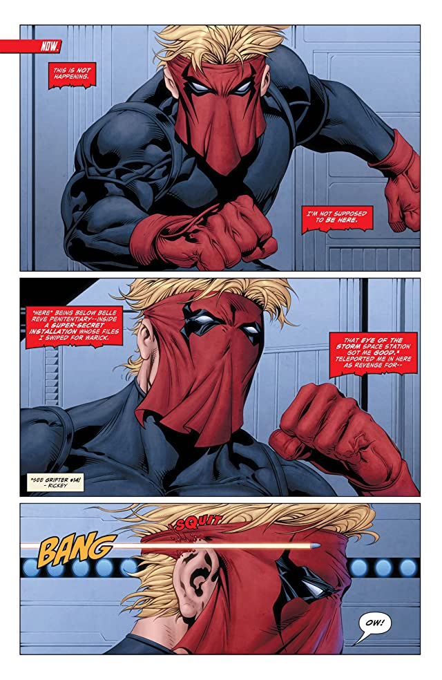 click for super-sized previews of Grifter (2011-2013) #15