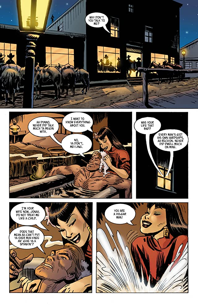 click for super-sized previews of Jonah Hex (2006-2011) #61
