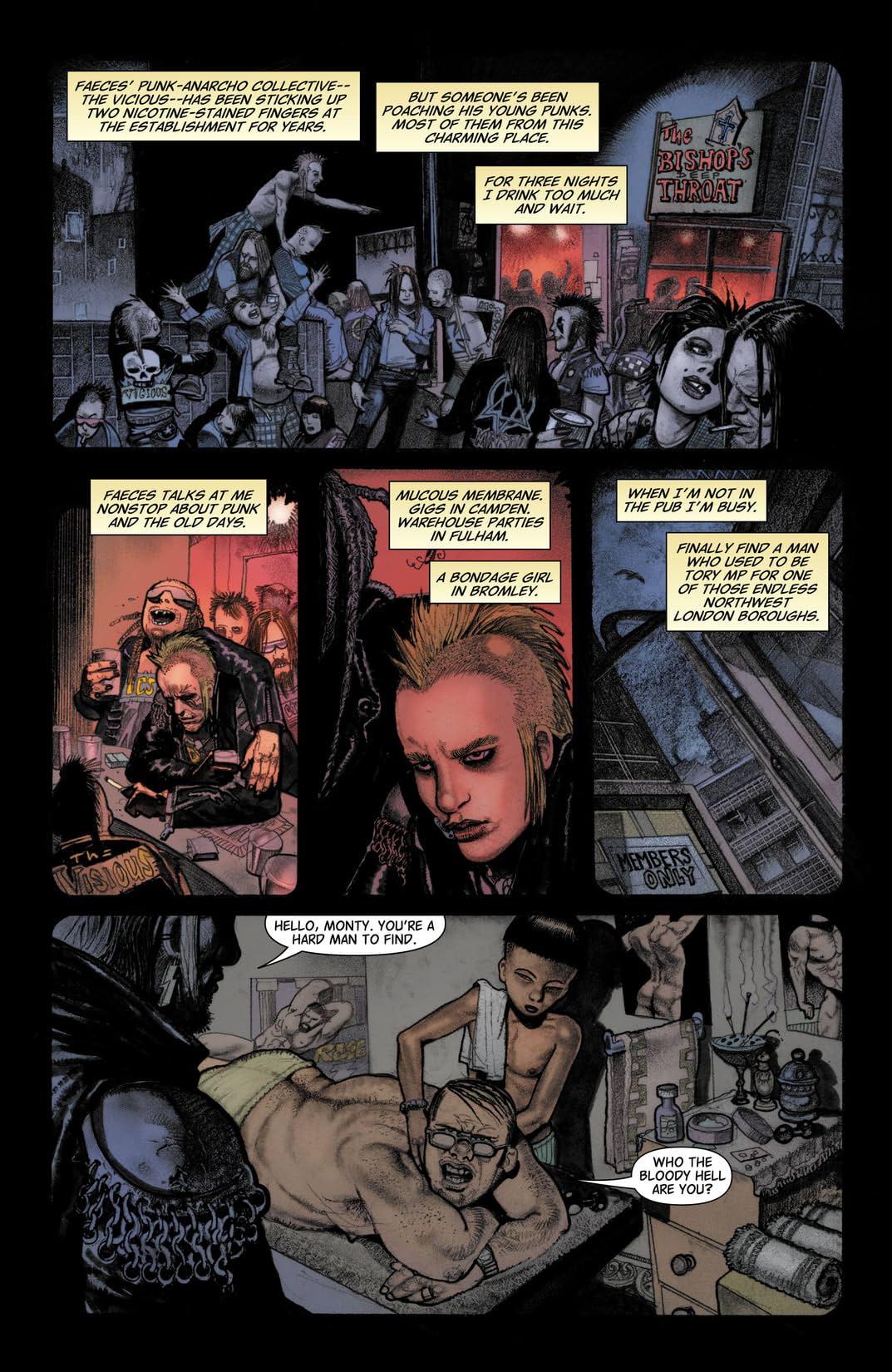 Hellblazer #266