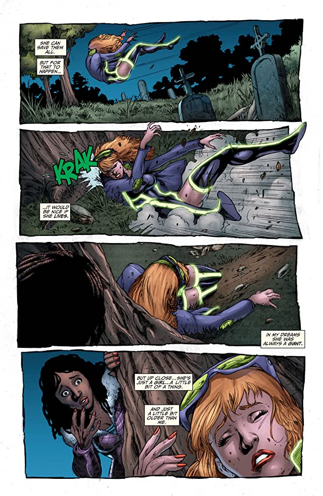 click for super-sized previews of The Ravagers (2012-2013) #7