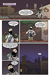 A Ninja Named Stan #3