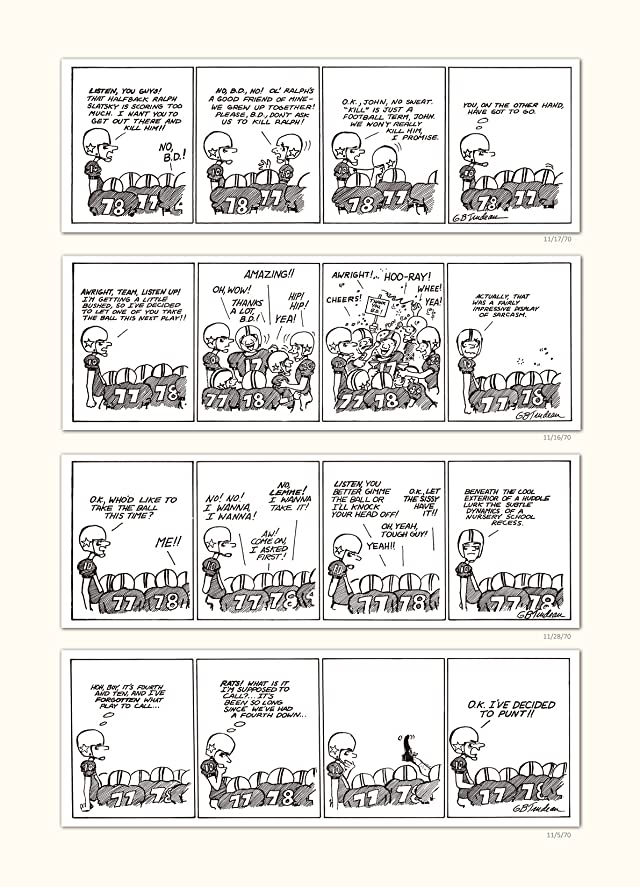 click for super-sized previews of Doonesbury 40 Vol. 1: A Doonesbury Retrospective 1970 to 1979