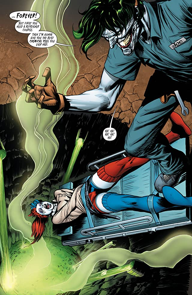 click for super-sized previews of Suicide Squad (2011-2014) #15