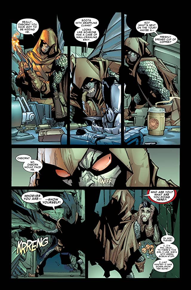 click for super-sized previews of Amazing Spider-Man (1999-2013) #649