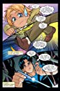 click for super-sized previews of The Hardy Boys Vol. 14: Haley Danielle's Top Eight