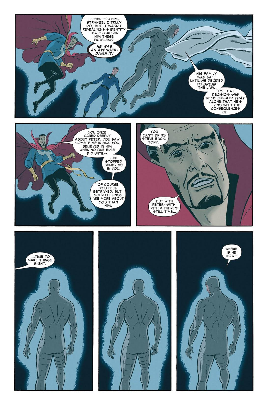Amazing Spider-Man (1999-2013) #641