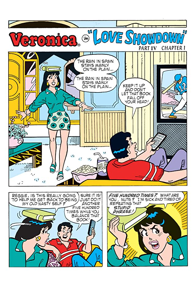 click for super-sized previews of Archie: Love Showdown - Chapter 4