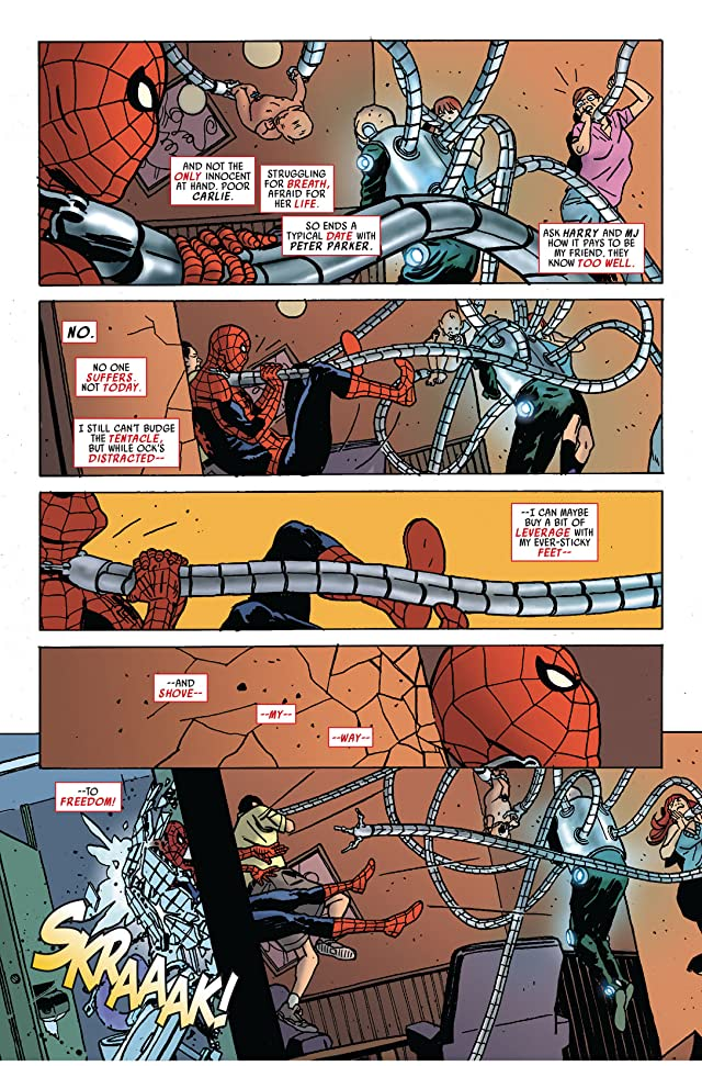 Amazing Spider-Man (1999-2013) #643