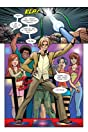 click for super-sized previews of The Hardy Boys Vol. 14: Haley Danielle's Top Eight Preview