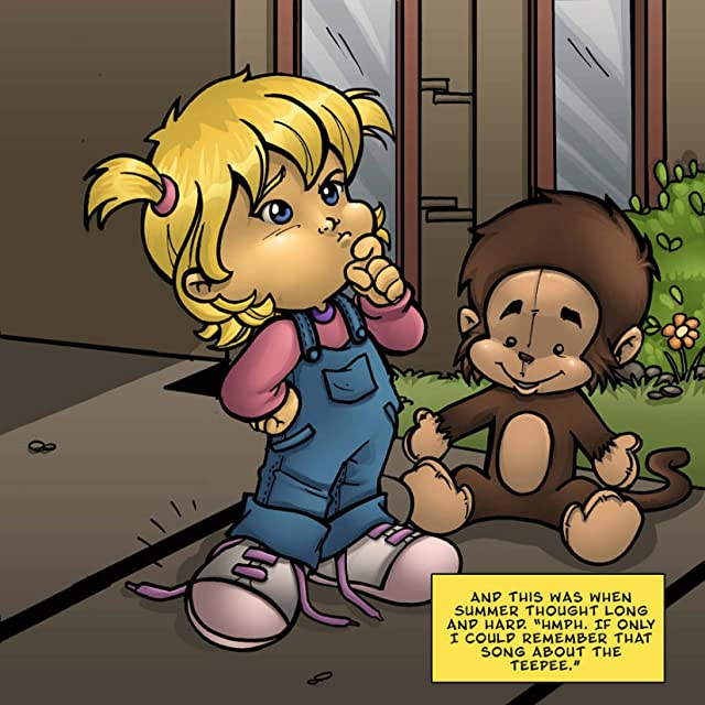 click for super-sized previews of Summer and Her Monkey: Fortitude