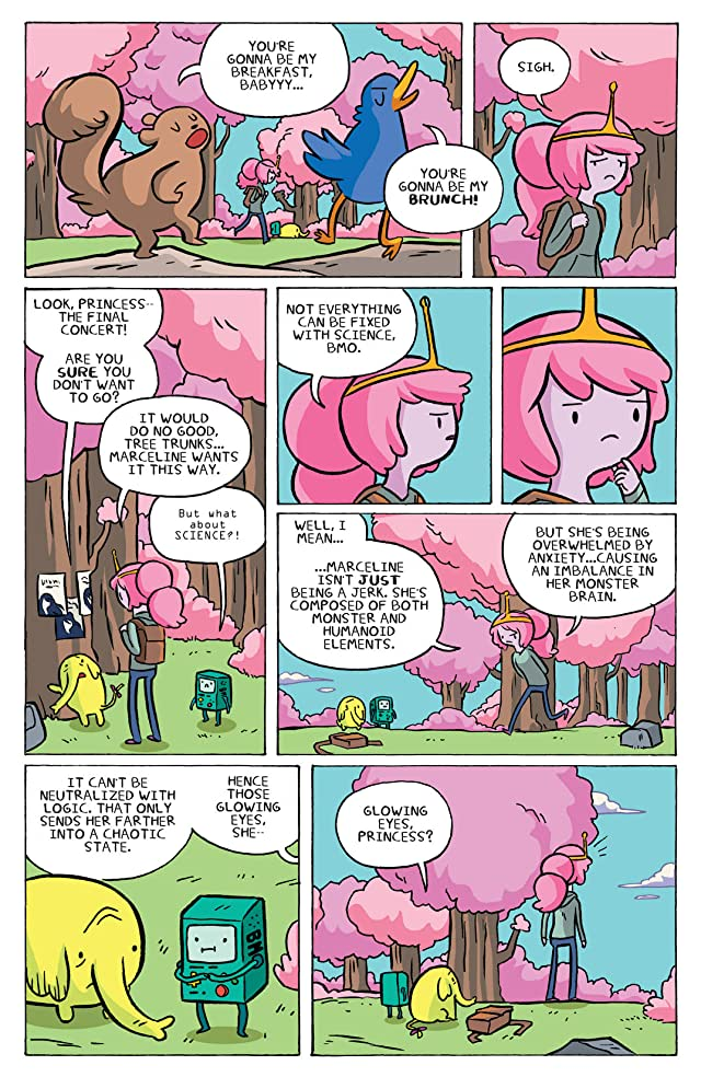 Adventure Time: Marceline and the Scream Queens #6