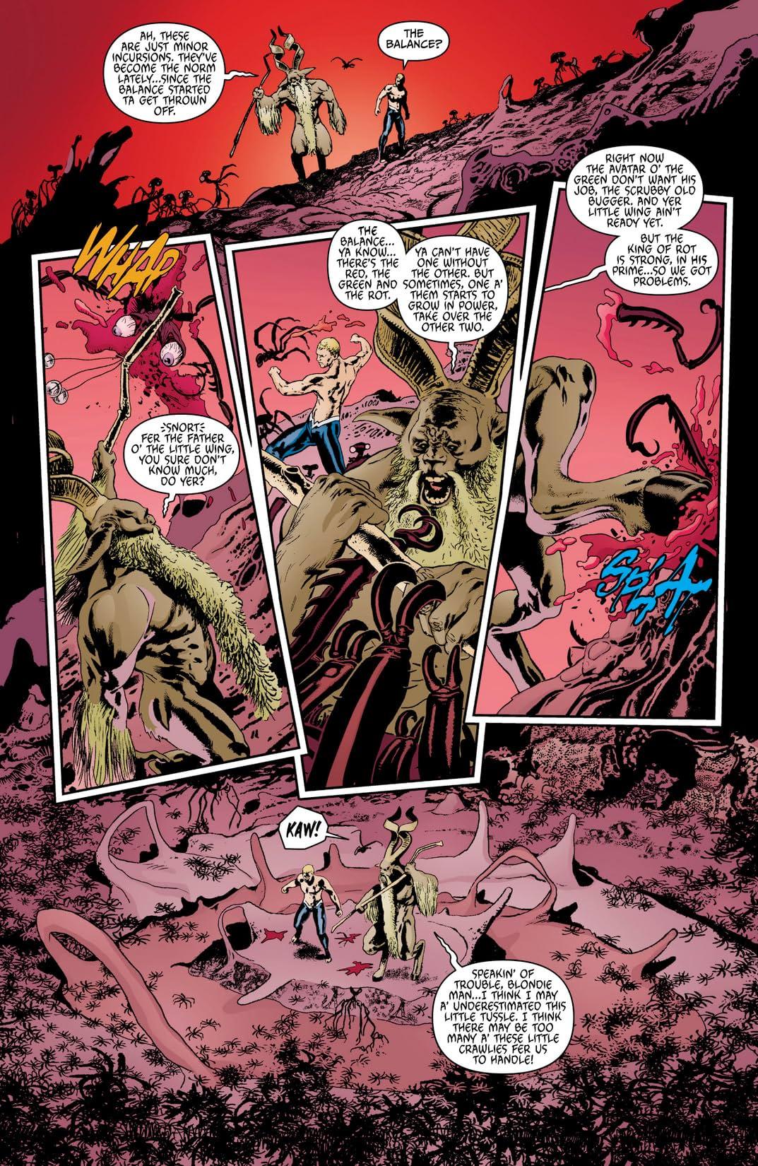 Animal Man (2011-2014) #10