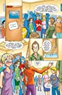 click for super-sized previews of Sabrina Manga #17