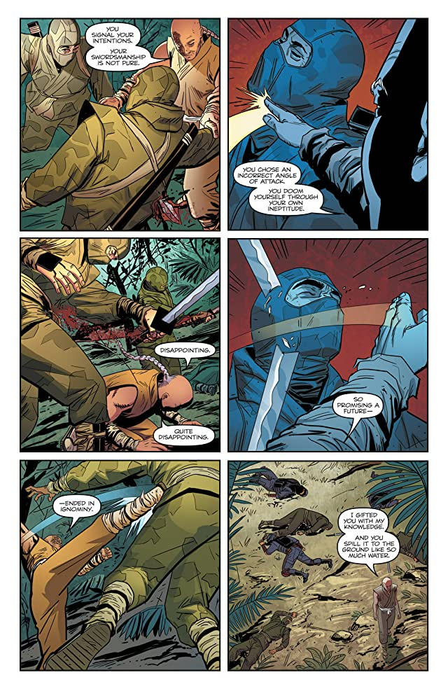 click for super-sized previews of G.I. Joe (2011-2013) #20