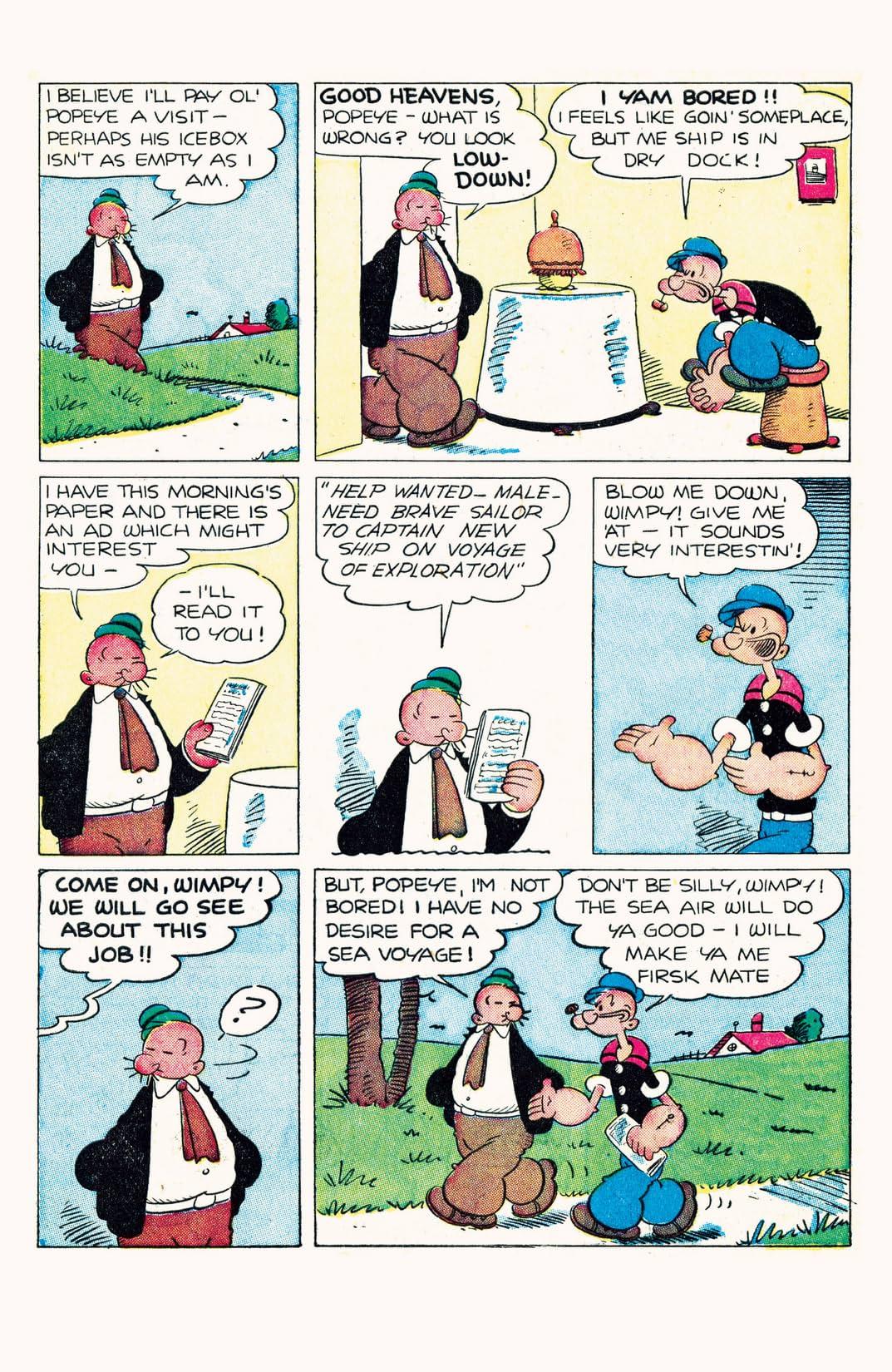 Popeye Classics #5