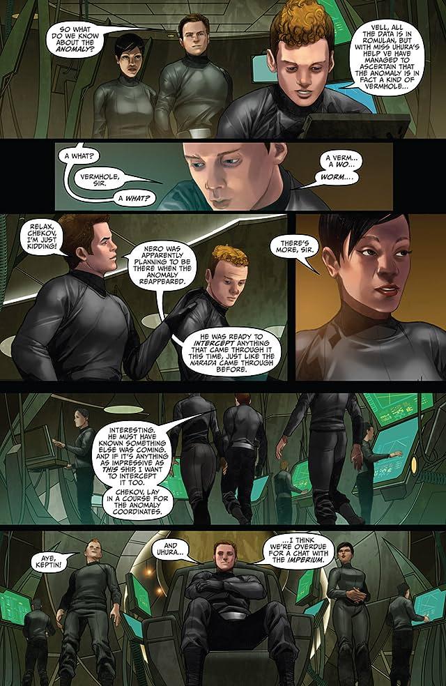 Star Trek (2011-) #16