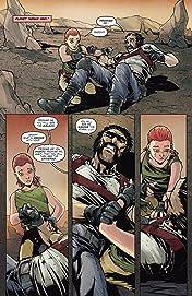 Borderlands: Origins #2 (of 4)