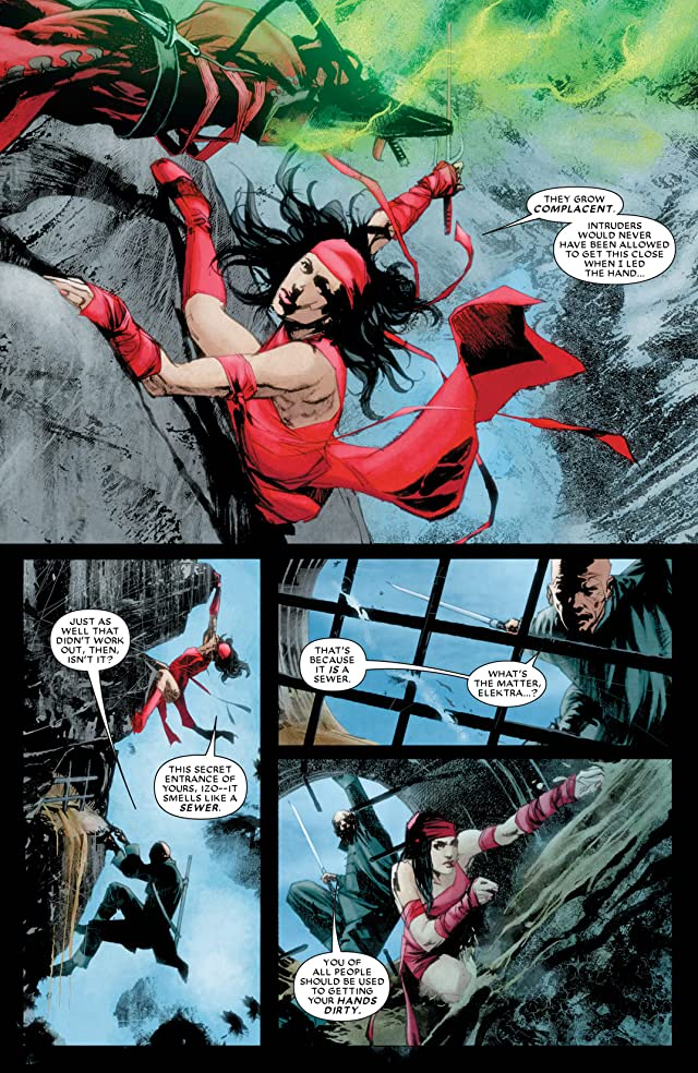 click for super-sized previews of Daredevil (1998-2011) #509