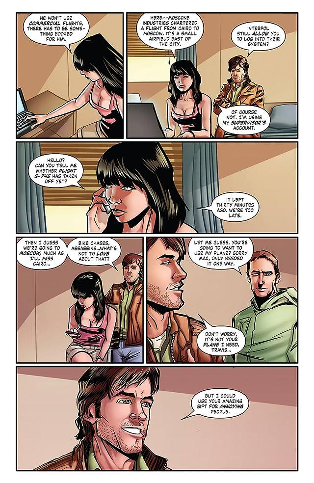 MacGyver: Fugitive Gauntlet #3 (of 5)