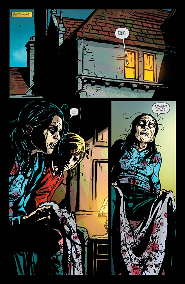 click for super-sized previews of Dark Shadows (Ongoing) #11