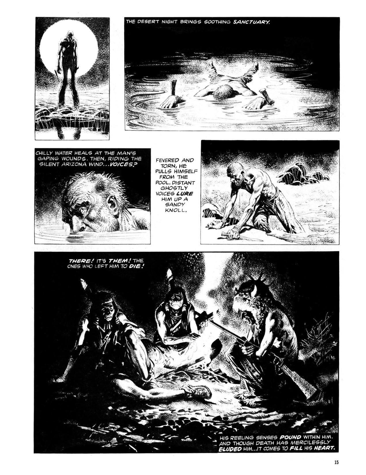 Eerie Archives Vol. 13