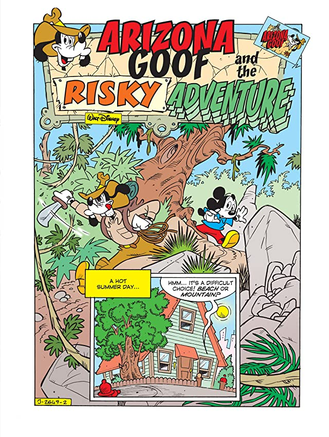 click for super-sized previews of Arizona Goof and the Risky Adventure