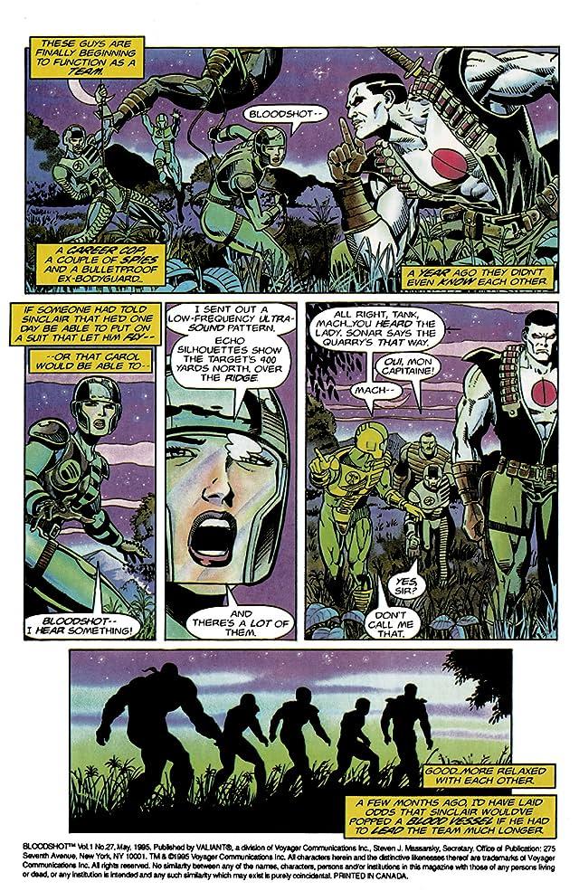 Bloodshot (1993-1996) #27