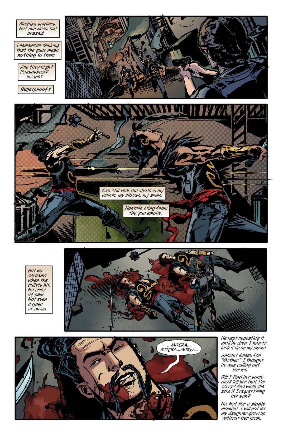 Batwoman (2011-2015) #15