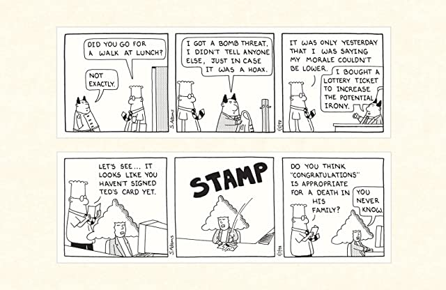 click for super-sized previews of Dilbert 2.0 Vol. 3: The Dot-com Bubble