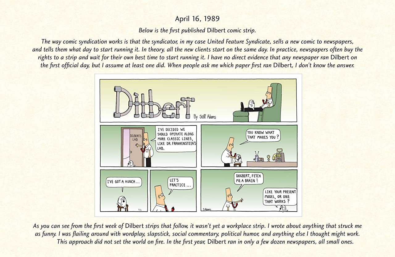 Dilbert 2.0 Vol. 1: The Early Years
