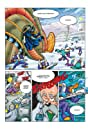click for super-sized previews of Superduck #1: Superhero of the Day