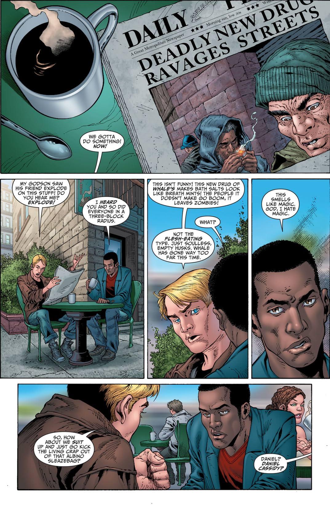 DC Universe Presents (2011-2013) #15