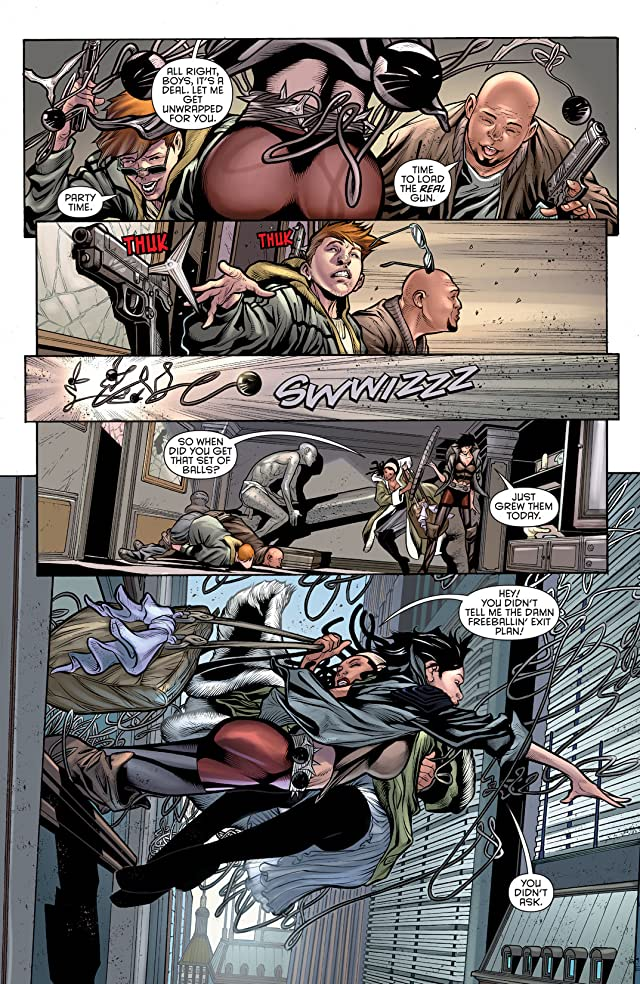 Catwoman (2011-) #15