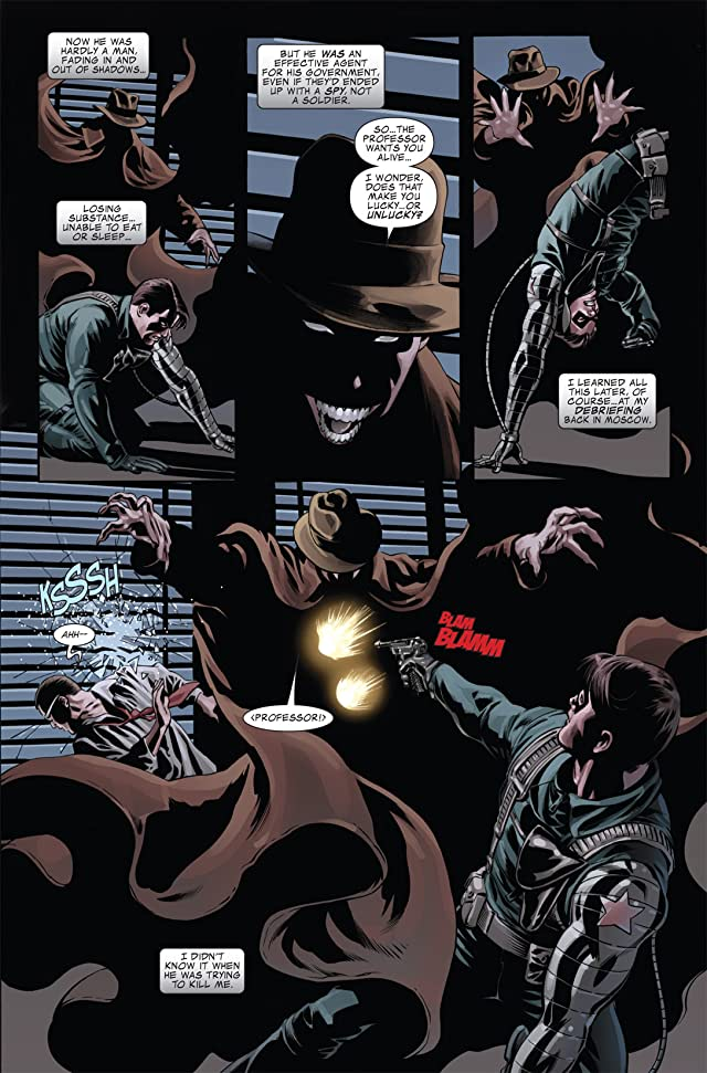click for super-sized previews of Captain America (2004-2011) #45