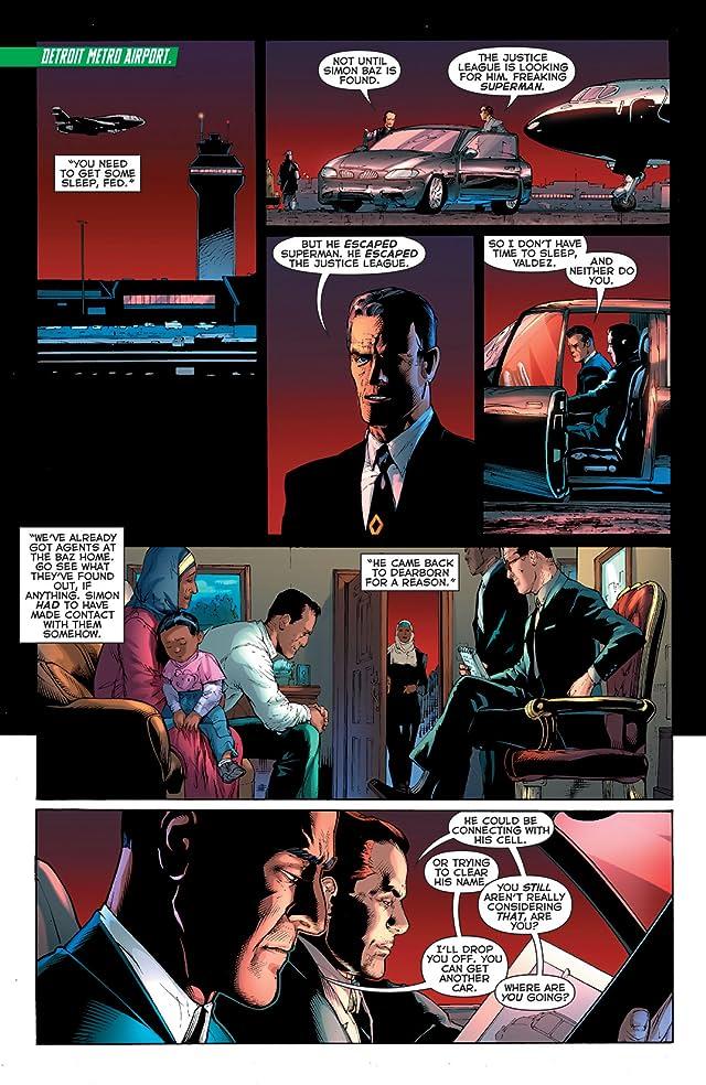 Green Lantern (2011-) #15