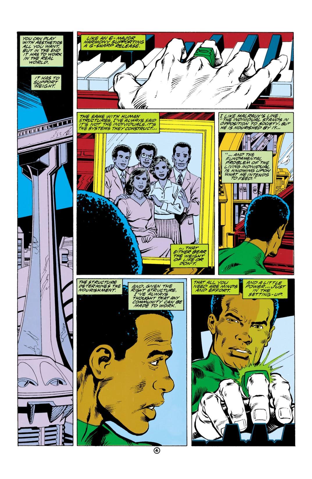 Green Lantern (1990-2004) #14
