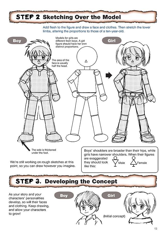 Let's Draw Manga: Fantasy