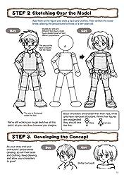 Let's Draw Manga: Fantasy Preview