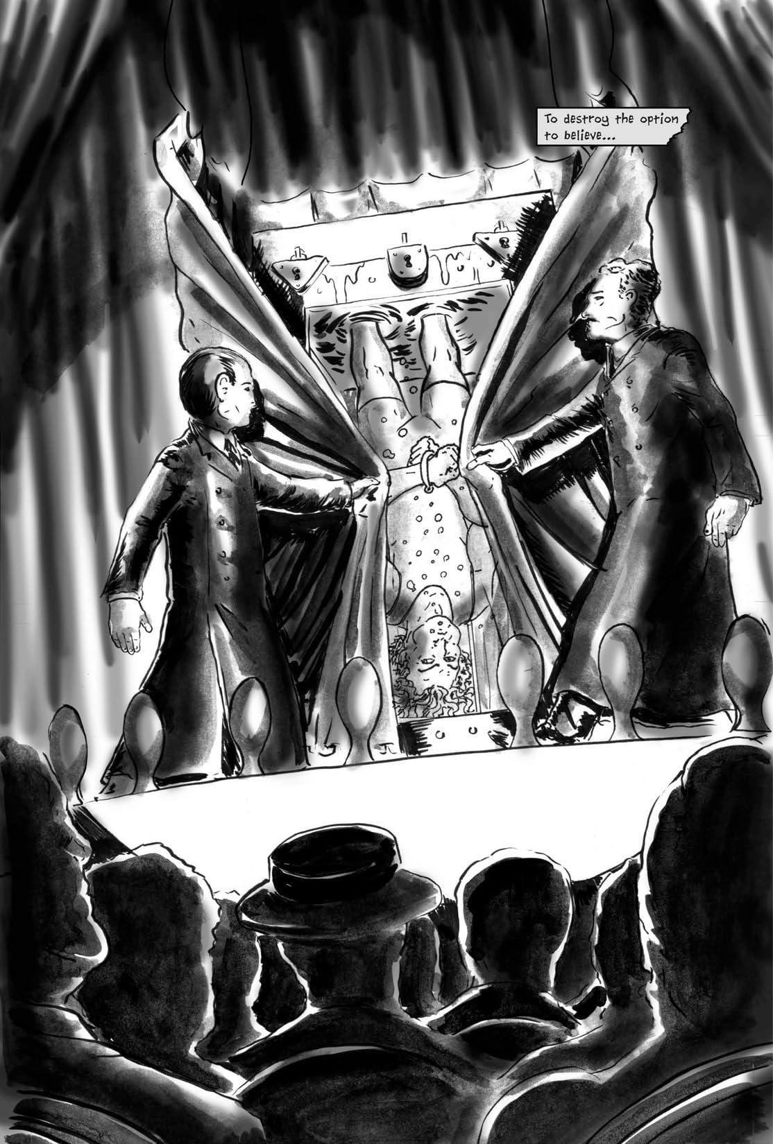 Secret Adventures of Houdini: Preview