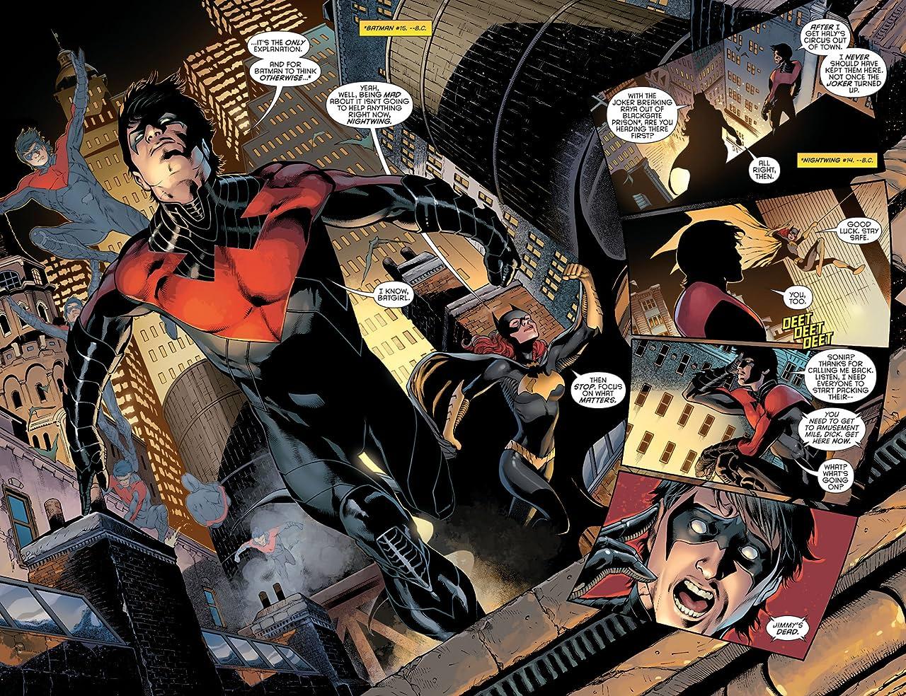 Nightwing (2011-2014) #15