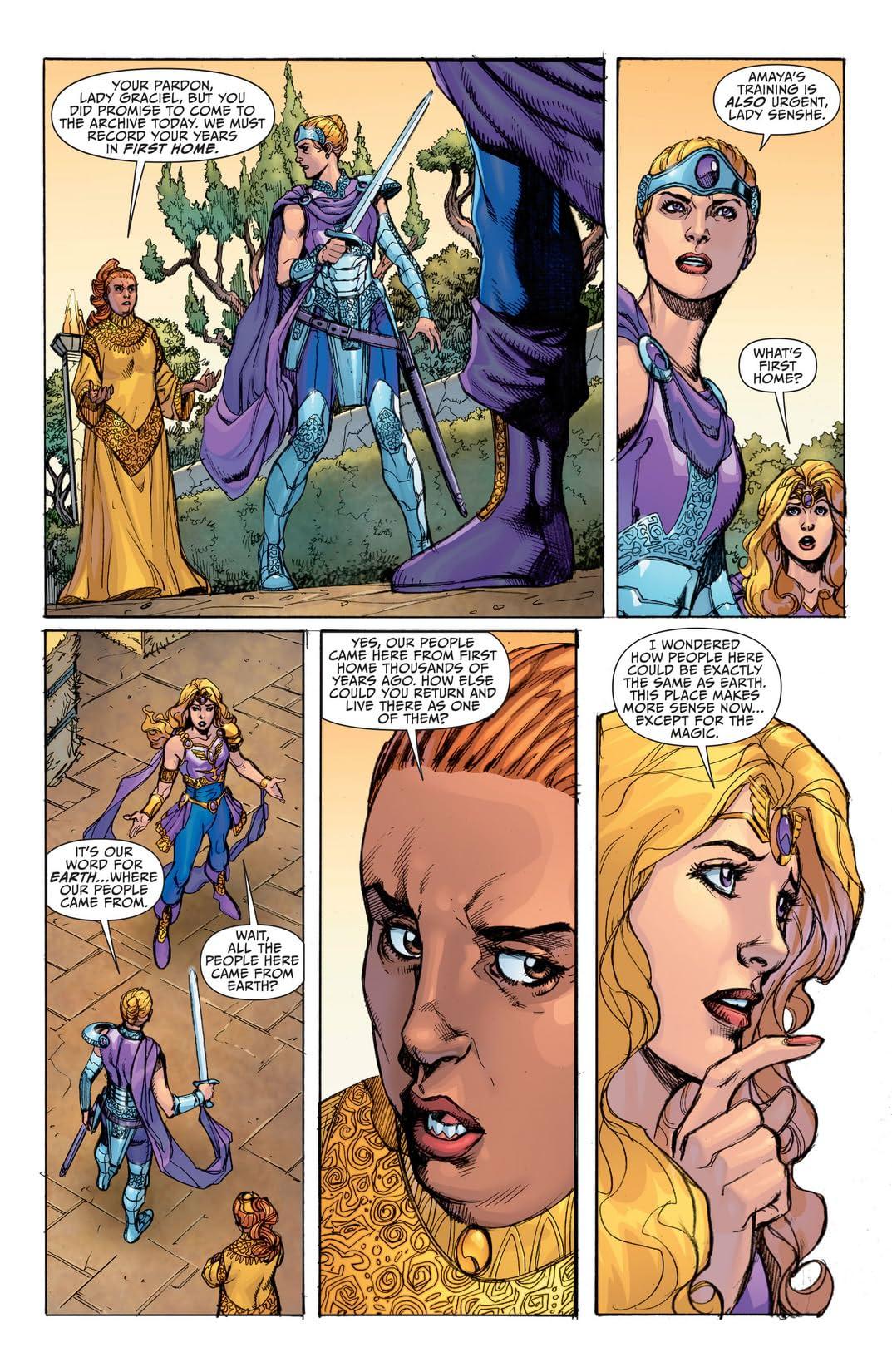 Sword of Sorcery (2012-2013) #3
