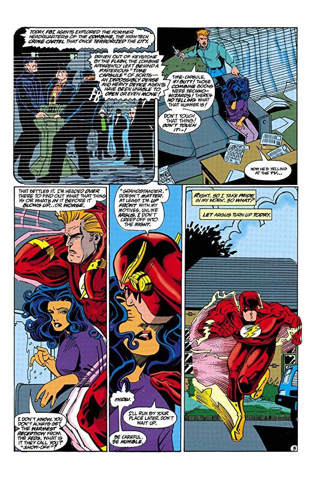The Flash (1987-2009) #86